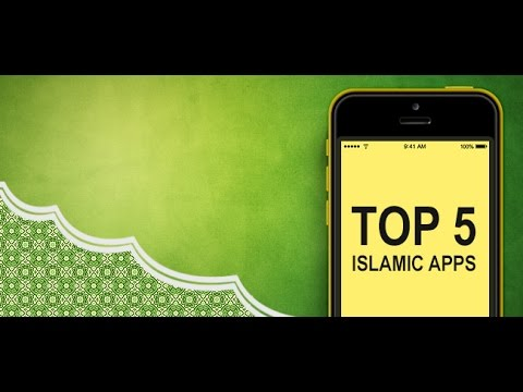 Top 5 Islamic Apps For Android Smartphones/tablets/2016(Quran/Hadith/Prayer/Allah)