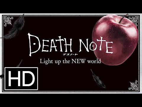 Death Note: Light up the NEW world - Official Trailer
