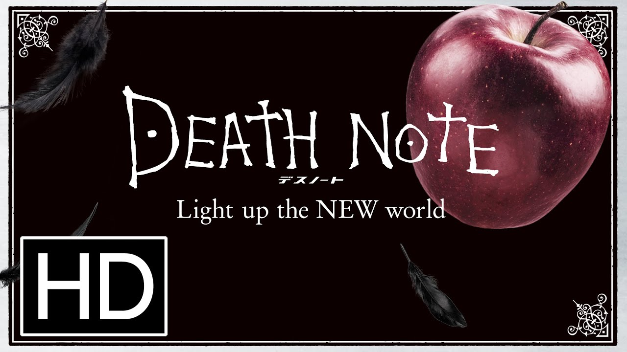 Download Death Note: Light up the NEW world - Official Trailer
