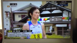 Hondaの石川末廣選手が惜しくも琵琶湖Mで2位の2'09''25'''(2時間9分25秒)