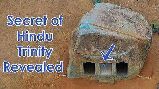 Trinity - Time - Temple. Mystical Monolith of Mahendravadi !