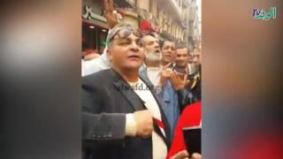 بالفيديو والصور.. مواطنون يحتفلون بذكرى ثورة يناير في ميدان التحرير