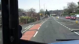 Route 4 Stagecoach Kilmarnock to Glasgow Route Only