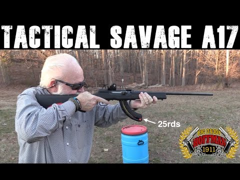 Download Tactical Savage A17