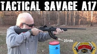 Tactical Savage A17