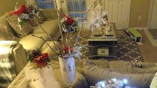 Diy/Decoraciones de navidad faciles.🎄🎅🏼🎁
