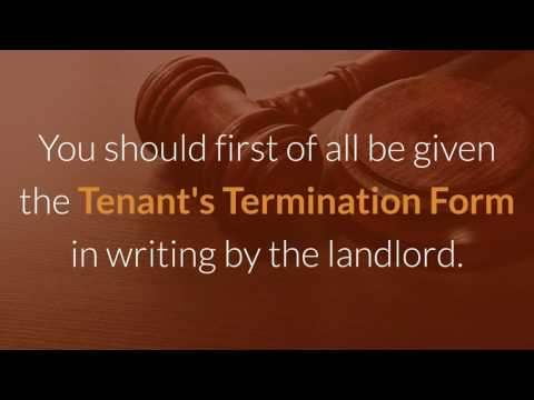how to prepare the 3 day eviction notice legal template for free