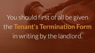 How To Prepare The 3 Day Eviction Notice? Download Legal Template for free