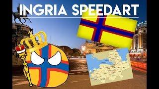 Speed Art | Alternate History | Ingrian Independence