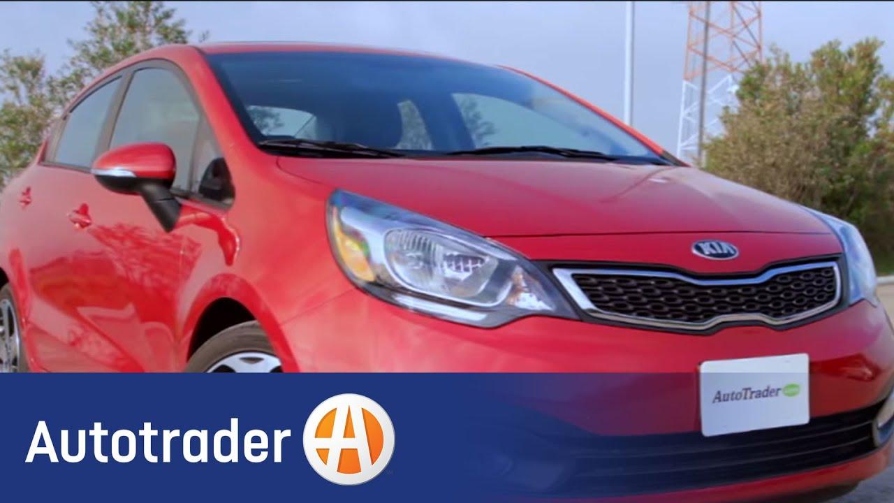 2013 Kia Rio   Sedan | New Car Review | AutoTrader   YouTube