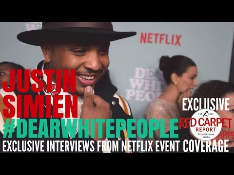Justin Simien ed at Netflix's Dear White People Vol 2 Special Screening DearWhitePeople