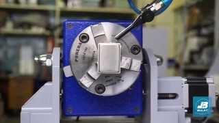 Лазерная сварка - Сварка корпуса гибридной микросхемы [OKB BULAT](На видео показан процесс сварки корпуса гибридной микросхемы, выполненой в автоматическом режиме на систе..., 2015-04-06T08:33:36.000Z)