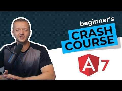 Learn Angular 7 in 50 Minutes