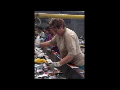 Cooperativa Reluz - vídeo reciclagem