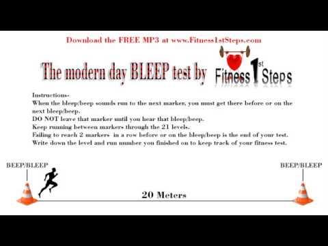 Modern Bleep Test Beep Test (MSFT) FREE download
