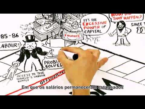 RSA Animate - Crises do Capitalismo [Legendado]