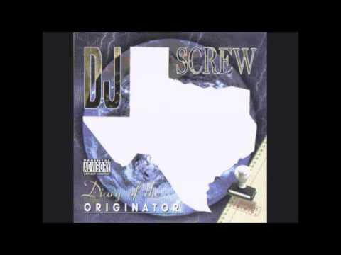 DJ Screw - I Got 5 On It (Freestyle) Feat. Lil