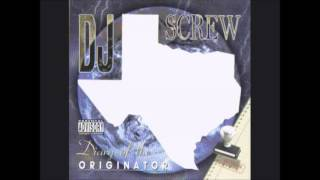 DJ Screw - I Got 5 On It (Freestyle) Feat. Lil