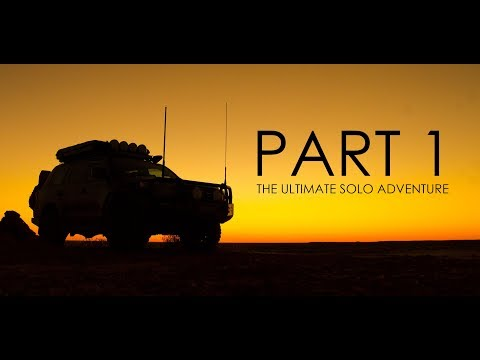 The Canning Stock Route - The Ultimate Solo Adventure Ep-1