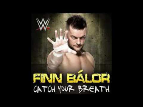"WWE Finn Bálor 1st Theme ""Catch Your Breath Intro Cut"" (HQ)"