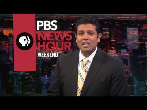 Hari Sreenivasan Hosting New PBS  Newshour Weekend Edition Starting September 7 2013