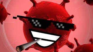 ATTENTION VIRUS MORTEL - Plague Inc.