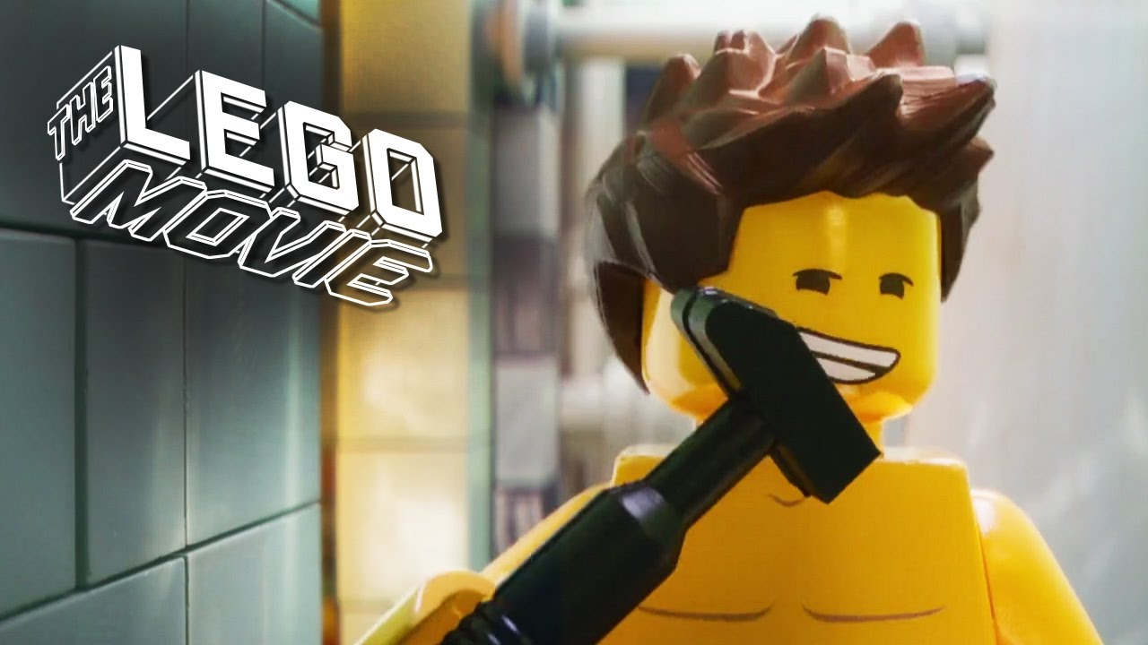 The Lego Movie Instructions To Fit In Youtube