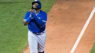Vladimir Guerrero Jr. - Pega Su 4to Home Run En El Último Juego De Exhibición 🏌🏾♂️ / MLB