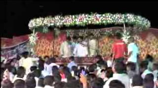New Qasida 2 by  Zakir Qazi Waseem Abbas on  jashan 8 shiban 2014 at Narowali Gujrat