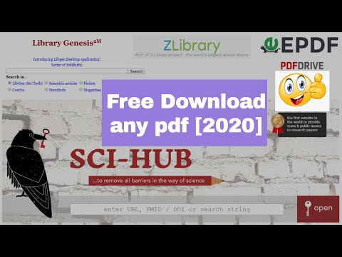 How To Download Paid Pdf Book Free [Updated-2021]