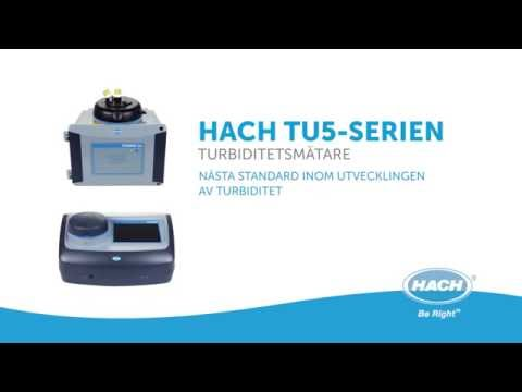 Hach Turbidity Overview