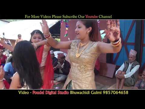मान्छे राम्री कि नाच राम्रो? || Panche baja Balithum Gulmi