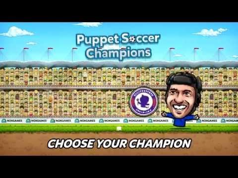 Puppet Soccer Champions trailer