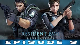 Resident Evil: Revelations Episode 9 No Exit Gameplay Walkthrough [PC]