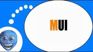 Французского видео урок = Слоги с # M