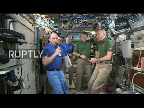 LIVE: Expedition 52/53 crew returns from ISS: hatch closure