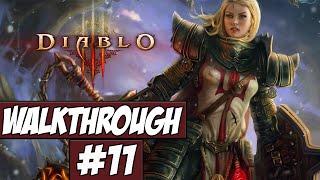 Diablo 3 Walkthrough Ep.11 w/Angel - Deep In To The Desert!