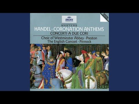 Handel: Concerto a due cori No.2, HWV 333 - 5. Allegro ma non troppo - Adagio