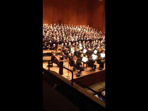 WE ARE NOT ALONE - Gabriella Barbato. Lincoln Center NYC.