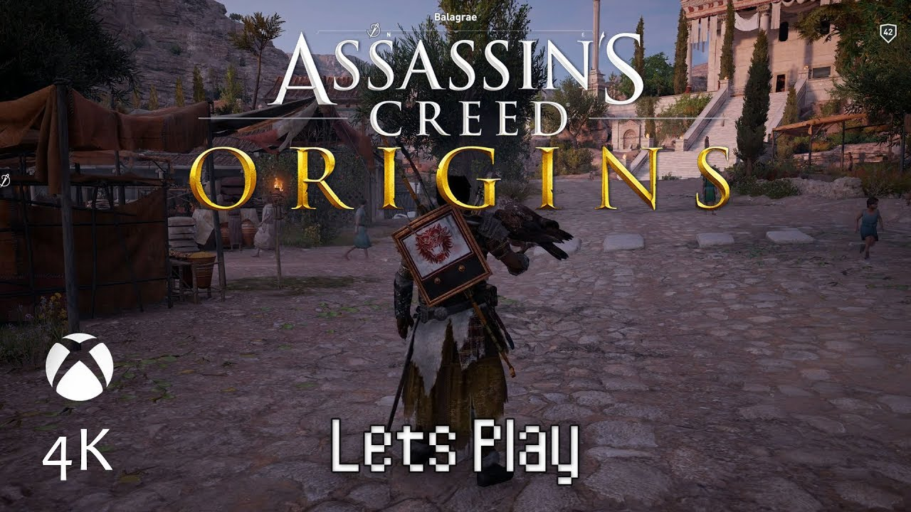 Part 116, Let's Play Assassin's Creed Origins (4k | Xbox One X)