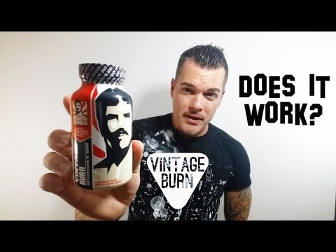 Best Fat Burner on Amazon 2016 | Vintage Burn