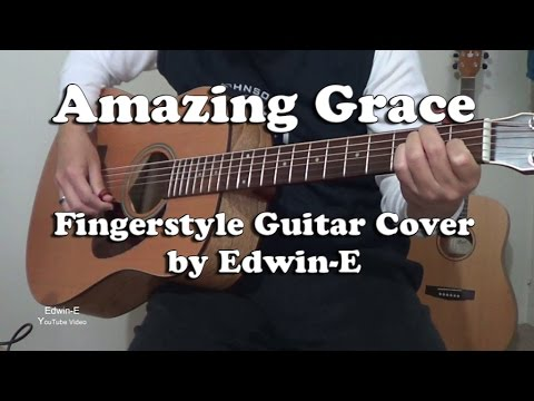 amazing grace fingerstyle guitar cover on seagull s6 original acoustic guitar youtube. Black Bedroom Furniture Sets. Home Design Ideas