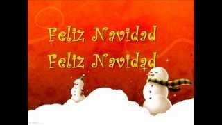 Los Toribianitos- Feliz Navidad (letra)