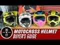 Best Motocross Helmets   2017