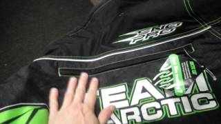 Arctic Cat Jacket And Gloves Episode 128