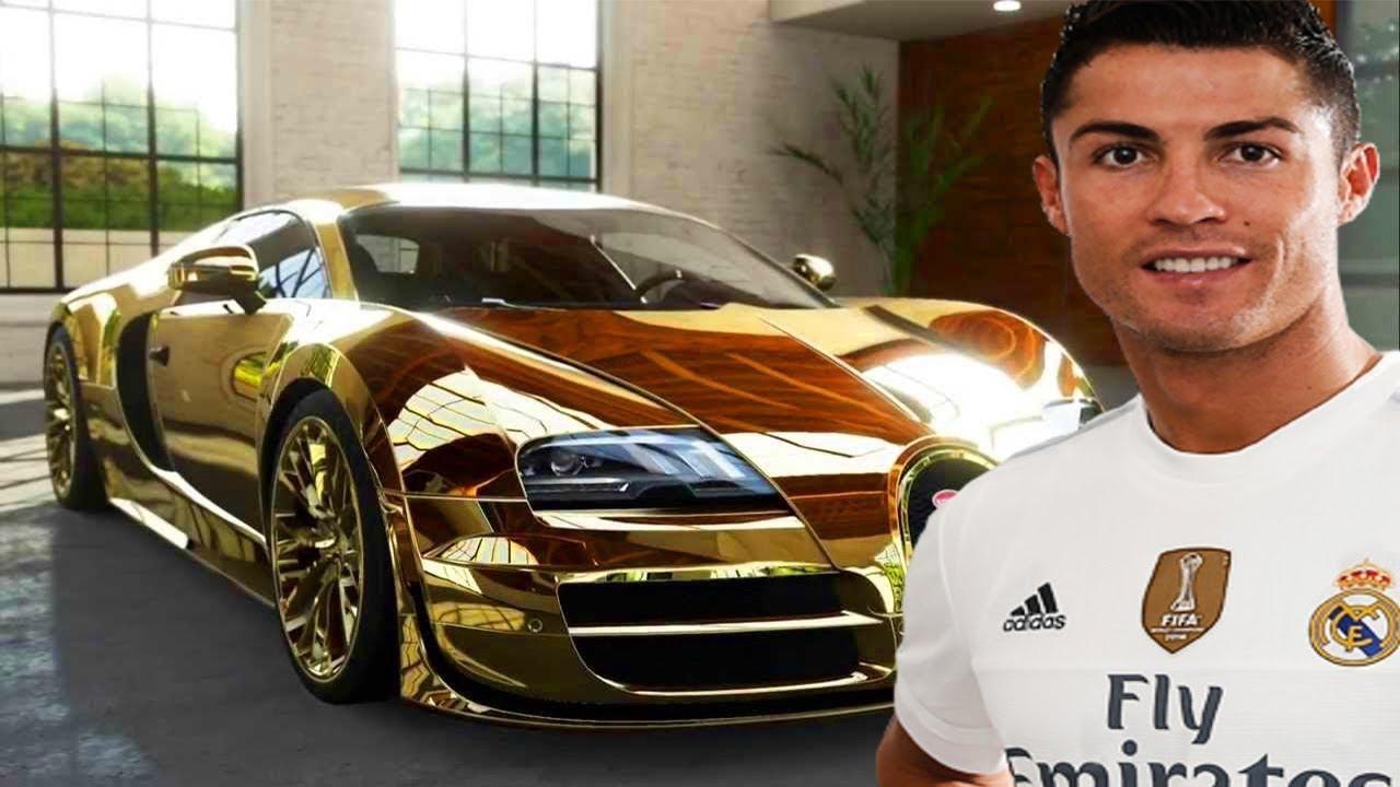 Cristiano Ronaldo, ecco le 10 cose più costose che possiede