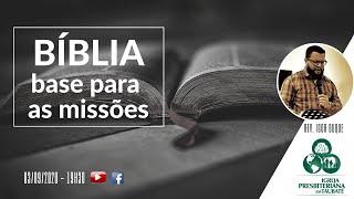 Bíblia base para as missões: Vídeo 2 - IPT