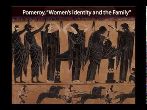Day 8 Lecture: Women and the Athenian Polis