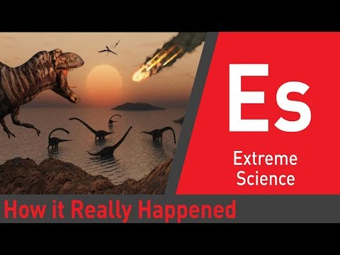 How Asteroids Really Killed The Dinosaurs ~ Last Days of the Dinosaurs