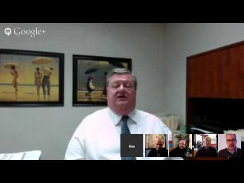 Canadian Mortgage Hangout Nov. 21st, 2013 Ron Butler